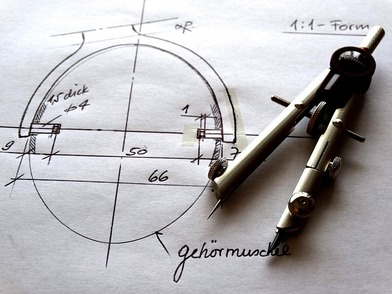 compass drawing, patent application invention drawing