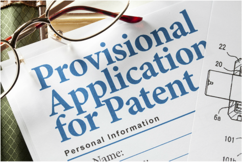 provisional patent application information for inventors